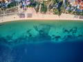 Beautiful beach top aerial view drone shot - PhotoDune Item for Sale