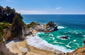 USA Pacific coast beach landscape, California - PhotoDune Item for Sale