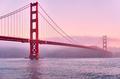 Golden Gate Bridge at sunrise, San Francisco, California - PhotoDune Item for Sale
