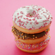 Stack of glazed sweet doughnuts - PhotoDune Item for Sale