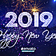 New Year Eve Party Countdown 2019 - VideoHive Item for Sale