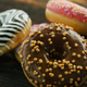 Assortment of donuts with different decor - PhotoDune Item for Sale