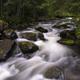 Tefafallet waterfall near Ljusnedal - PhotoDune Item for Sale