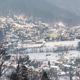 Panoramic view of Szczyrk town in winter - PhotoDune Item for Sale