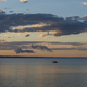 Kayaker Paddling in the Twilight - PhotoDune Item for Sale