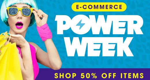 e-Commerce Power Week 2018