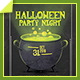 Halloween Party Night - GraphicRiver Item for Sale