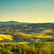 Tuscany countryside view from Montegiovi. Tuscany, Italy - PhotoDune Item for Sale