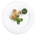 Grilled chicken with pesto sauce. - PhotoDune Item for Sale