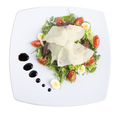 Chicken liver salad with cherry tomatoes. - PhotoDune Item for Sale