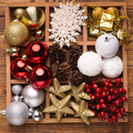 Christmas and New Year holiday decoration background - PhotoDune Item for Sale