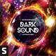 Dark Sound CD Album Artwork - GraphicRiver Item for Sale