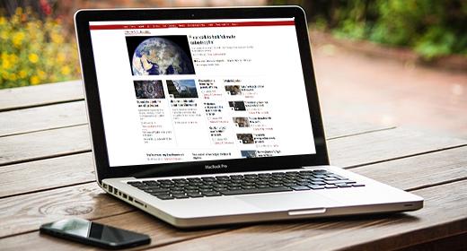 Mükemmel WordPress Haberleri Temaları