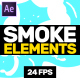 Smoke Elements - VideoHive Item for Sale