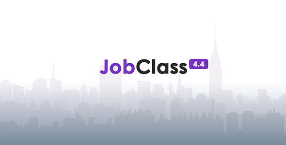 JobClass - Job Board Web Application - CodeCanyon Item for Sale