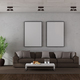 Minimalist living room - PhotoDune Item for Sale