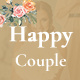Happy Couple - Wedding PSD Template - ThemeForest Item for Sale