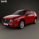Mazda CX-5 2017 - 3DOcean Item for Sale