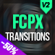 FCPX Transitions Multipack - VideoHive Item for Sale