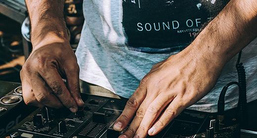 Лучшие темы WordPress для DJ