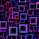 Vj Loop Colorful Cubes - VideoHive Item for Sale