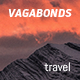 Vagabonds | Personal Travel & Lifestyle Blog WordPress Theme - ThemeForest Item for Sale