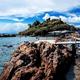 Wood bridge of sea on island - PhotoDune Item for Sale