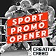 Sport Opener / Fitness and Workout / Event Promo / Dynamic Typography - VideoHive Item for Sale