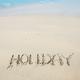 Holiday on sand beach - PhotoDune Item for Sale
