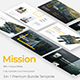 Mission Creative 3 in 1  Bundle Keynote Template - GraphicRiver Item for Sale