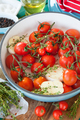 Roasting tomatoes with garlic - PhotoDune Item for Sale