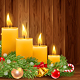 Christmas Candles - GraphicRiver Item for Sale