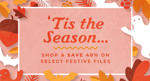 Festive Files - 40% OFF