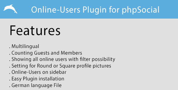 Users online Plugin for phpSocial - CodeCanyon Item for Sale