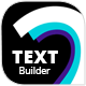 Text Builder | Ultimate Options - VideoHive Item for Sale