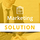 Marketing Solution - Business Google Slide Template - GraphicRiver Item for Sale