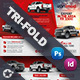 Commercial Vehicle Tri-Fold Templates - GraphicRiver Item for Sale
