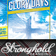 Download Glory Days Church Flyer Template from GraphicRiver