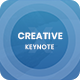 X -  Creative Keynote Template - GraphicRiver Item for Sale
