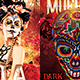 Dia De Los Muertos Flyer Bundle - GraphicRiver Item for Sale