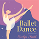 Ballet Dance Event Flyer - GraphicRiver Item for Sale