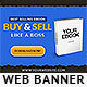 Ebook Banner Ad Photoshop Template - GraphicRiver Item for Sale