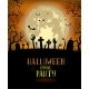 Halloween Background for a Poster - GraphicRiver Item for Sale