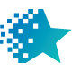 Pixel Star Logo - GraphicRiver Item for Sale