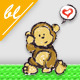 Love Monkey - GraphicRiver Item for Sale