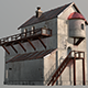 Medieval Fantasy House 10 - 3DOcean Item for Sale