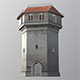 Medieval Fantasy House 11 - 3DOcean Item for Sale