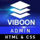 Viboon - Bootstrap 4 Fully Responsive Admin Dashboard HTML Template - ThemeForest Item for Sale