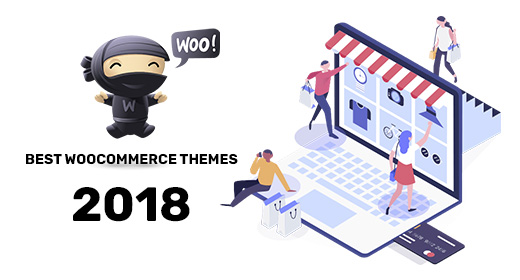Best eCommerce and WooCommerce themes for shops and multi-vendor marketplace