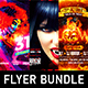 Halloween Party Flyer Bundle vol.3 - GraphicRiver Item for Sale